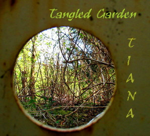 "Cover photo by Tiana Kaczor for song ""Tangled Garden"""