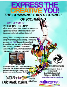 Experience the Arts with The Community Arts Council of Richmond